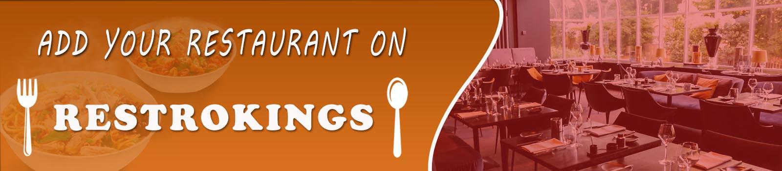Add Your Restaurant